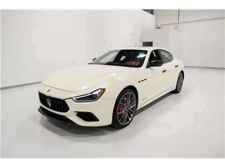 2018 Maserati Ghibli S Q4 GranSport (Stk: 867MC) in Edmonton - Image 1 of 18