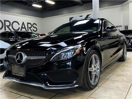2017 Mercedes-Benz C-Class  (Stk: AP2138) in Vaughan - Image 1 of 21