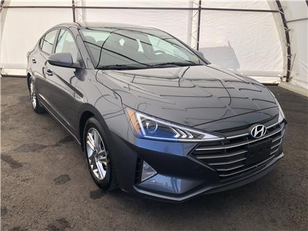 2019 Hyundai Elantra Preferred (Stk: 15977D) in Thunder Bay - Image 1 of 18