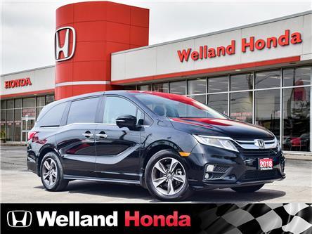 2018 Honda Odyssey EX (Stk: U20068) in Welland - Image 1 of 26