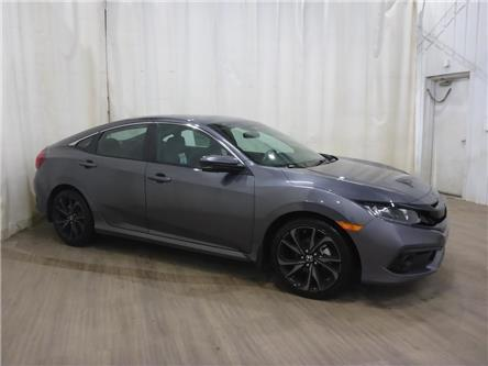 2020 Honda Civic Sport (Stk: 2034035) in Calgary - Image 1 of 27