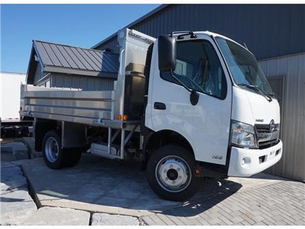 2020 Hino 195 - 114 w/ELOQUIP DUMP BODY  (Stk: HLT21842) in Barrie - Image 1 of 6
