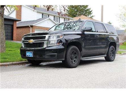 2015 Chevrolet Tahoe Police (Stk: 585922) in Brampton - Image 1 of 14