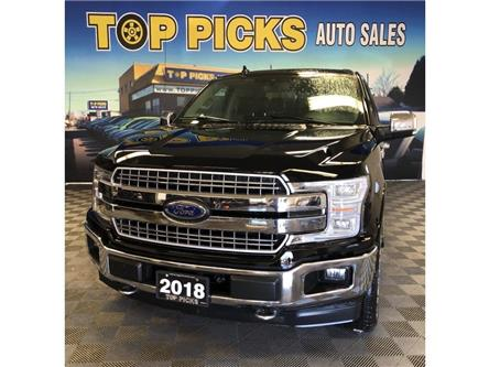 2018 Ford F-150 Lariat (Stk: E26906) in NORTH BAY - Image 1 of 29