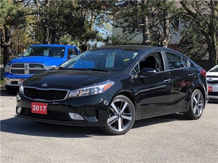 2017 Kia Forte EX+ |MOONROOF |HEATED SEATS |BACKUP CAM (Stk: 5593) in Stoney Creek - Image 1 of 24