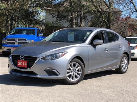 2014 Mazda Mazda3 GS-SKY |6 SPEED |ALLOYS |HEATED SEATS |BACKUP CAM (Stk: 5609) in Stoney Creek - Image 1 of 22