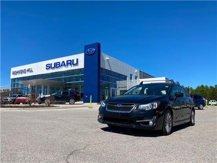 2016 Subaru Impreza  (Stk: P03904) in RICHMOND HILL - Image 1 of 15