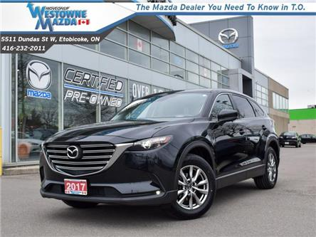 2017 Mazda CX-9 GS-L (Stk: P4122) in Etobicoke - Image 1 of 29
