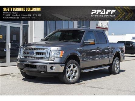 2014 Ford F150 4x4 - Supercrew XLT- 145 WB (Stk: H20156B) in Orangeville - Image 1 of 19