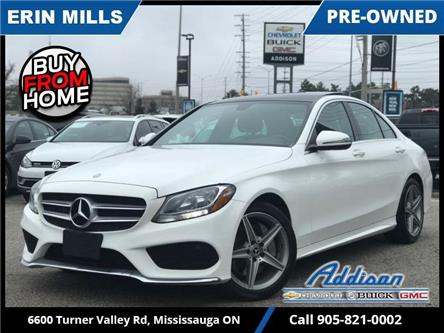 2017 Mercedes-Benz C-Class Base (Stk: UM22102) in Mississauga - Image 1 of 22