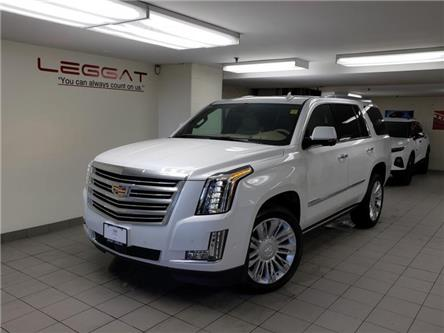 2020 Cadillac Escalade Platinum (Stk: 209561) in Burlington - Image 1 of 27
