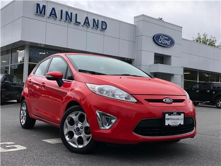 2012 Ford Fiesta SES (Stk: P1088A) in Vancouver - Image 1 of 30
