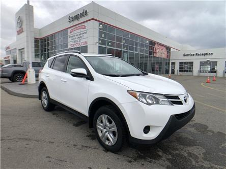 2015 Toyota RAV4 LE (Stk: 200185A) in Calgary - Image 1 of 12