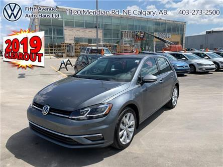 2019 Volkswagen Golf 1.4 TSI Execline (Stk: 19366) in Calgary - Image 1 of 26