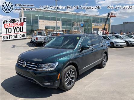 2019 Volkswagen Tiguan Comfortline (Stk: 3519) in Calgary - Image 1 of 30