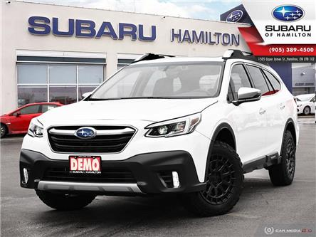 2020 Subaru Outback Premier XT (Stk: S7945) in Hamilton - Image 1 of 28