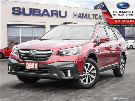 2020 Subaru Outback Touring (Stk: S7958) in Hamilton - Image 1 of 27