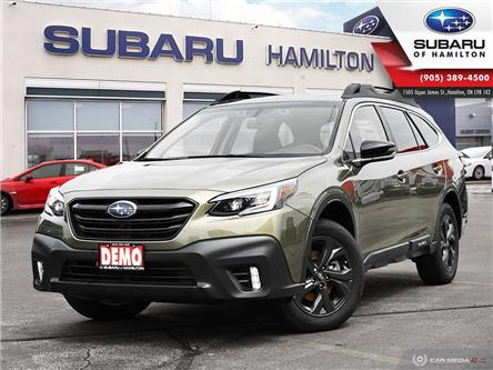 2020 Subaru Outback Outdoor XT (Stk: S7889) in Hamilton - Image 1 of 27