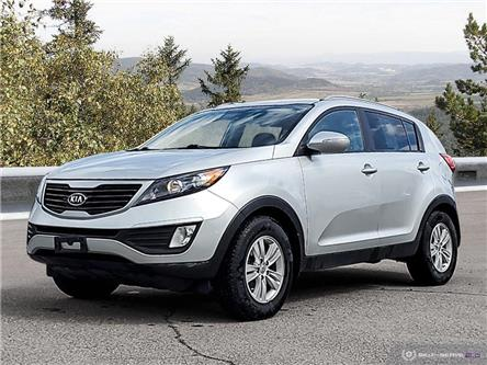 2011 Kia Sportage  (Stk: 2SP7264A) in Cranbrook - Image 1 of 25