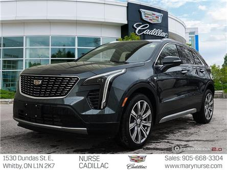 2020 Cadillac XT4 Premium Luxury (Stk: 20K057) in Whitby - Image 1 of 26
