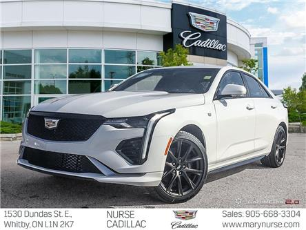 2020 Cadillac CT4 Sport (Stk: 20K095) in Whitby - Image 1 of 26
