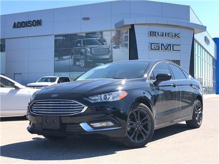2018 Ford Fusion SE (Stk: U222281) in Mississauga - Image 1 of 22