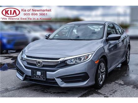 2018 Honda Civic LX (Stk: P1056) in Newmarket - Image 1 of 19