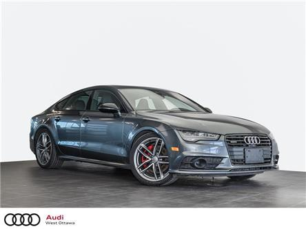 2017 Audi A7 3.0T Competition (Stk: 92177A) in Nepean - Image 1 of 20