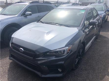 2020 Subaru WRX Sport-tech (Stk: S5049) in St.Catharines - Image 1 of 5