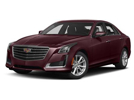 2017 Cadillac CTS 3.6L Luxury (Stk: 1G6AX5) in Exeter - Image 1 of 9