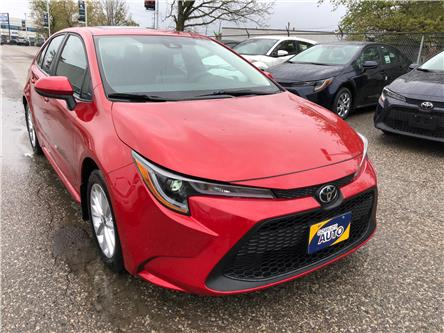 2020 Toyota Corolla LE (Stk: 042563) in Milton - Image 1 of 25