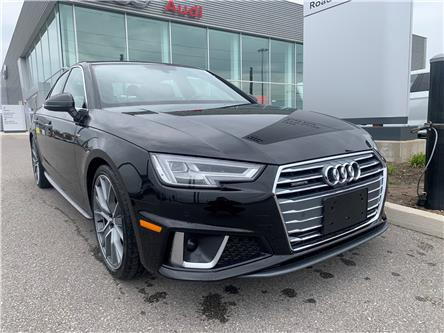 2019 Audi A4 45 Progressiv (Stk: 50637B) in Oakville - Image 1 of 21