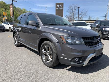 2015 Dodge Journey Crossroad (Stk: P3478A) in Ottawa - Image 1 of 25