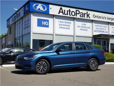 2019 Volkswagen Jetta 1.4 TSI Highline (Stk: 19-61311) in Brampton - Image 1 of 24