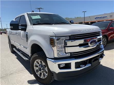 2019 Ford F-250 Lariat (Stk: 0077PT) in Midland - Image 1 of 15