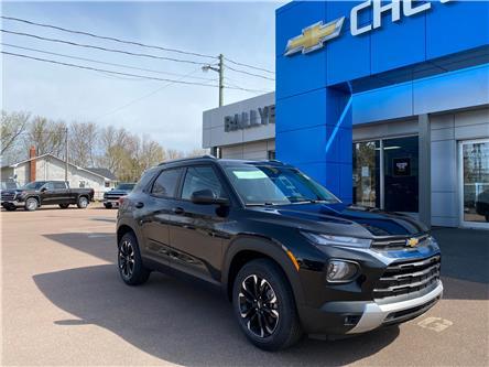 2021 Chevrolet TrailBlazer LT (Stk: G1591) in Rexton - Image 1 of 16