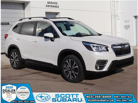 2020 Subaru Forester Limited (Stk: 513850) in Red Deer - Image 1 of 30
