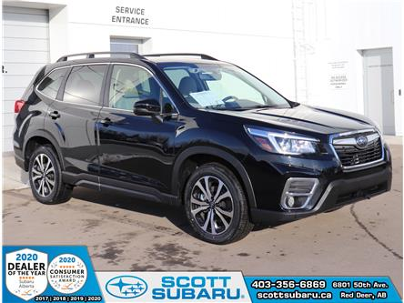 2020 Subaru Forester Limited (Stk: 510452) in Red Deer - Image 1 of 30