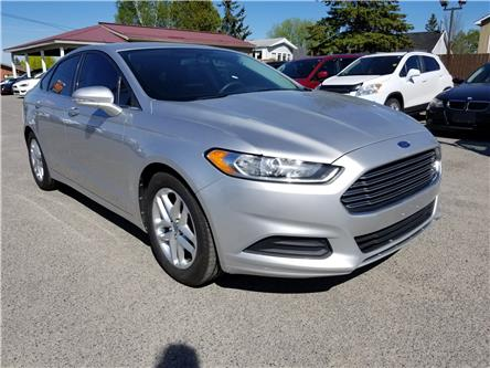2013 Ford Fusion SE (Stk: ) in Kemptville - Image 1 of 17