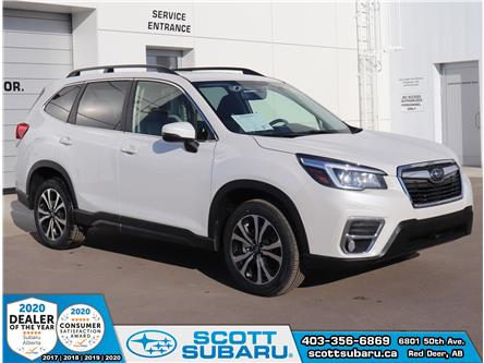 2020 Subaru Forester Limited (Stk: 513247) in Red Deer - Image 1 of 30