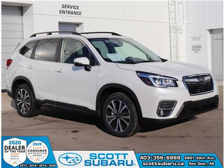 2020 Subaru Forester Limited (Stk: 500674) in Red Deer - Image 1 of 30