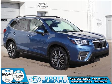 2020 Subaru Forester Limited (Stk: 509773) in Red Deer - Image 1 of 30