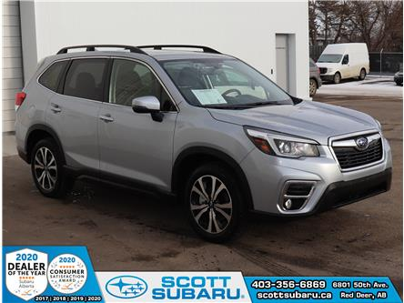 2020 Subaru Forester Limited (Stk: 440836) in Red Deer - Image 1 of 30