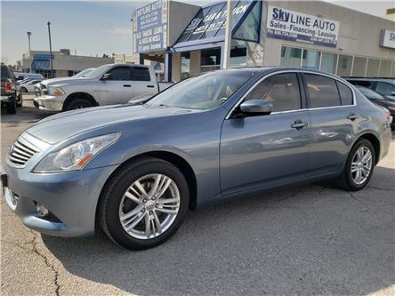 2010 Infiniti G37x Luxury (Stk: ) in Concord - Image 1 of 24