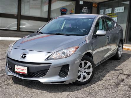 2013 Mazda Mazda3 GX (Stk: 1912594) in Waterloo - Image 1 of 17
