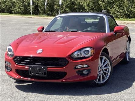 2018 Fiat 124 Spider Lusso (Stk: P19204A) in Kingston - Image 1 of 29