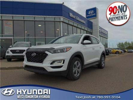 2019 Hyundai Tucson Essential w/Safety Package (Stk: TC96089) in Edmonton - Image 1 of 20