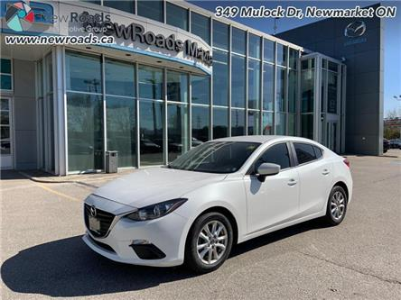 2016 Mazda Mazda3 GS (Stk: 14421) in Newmarket - Image 1 of 25