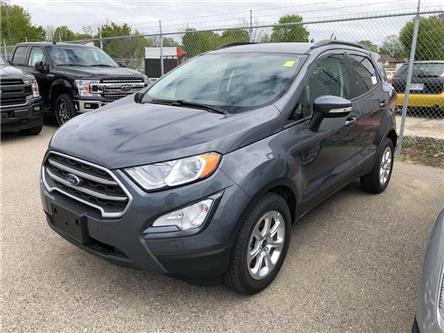 2020 Ford EcoSport SE (Stk: VEC19435) in Chatham - Image 1 of 5