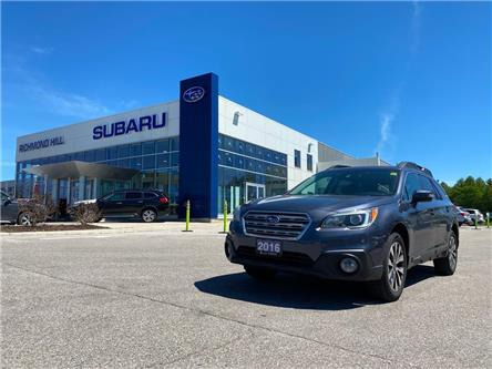 2016 Subaru Outback 2.5i Limited Package (Stk: LP0379) in RICHMOND HILL - Image 1 of 15